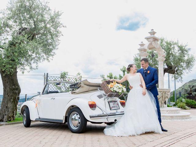 Il matrimonio di Mattia e Silvia a Trescore Balneario, Bergamo 37