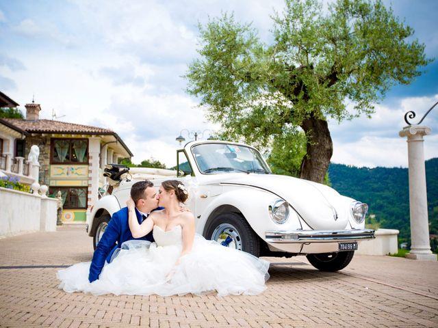 Il matrimonio di Mattia e Silvia a Trescore Balneario, Bergamo 1