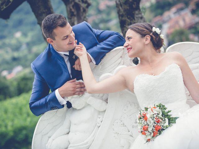 Il matrimonio di Mattia e Silvia a Trescore Balneario, Bergamo 49