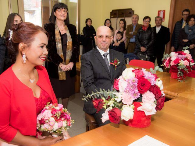Il matrimonio di Marco e Kate a Sanluri, Cagliari 37