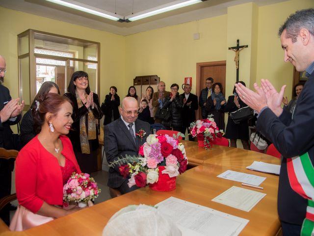 Il matrimonio di Marco e Kate a Sanluri, Cagliari 38