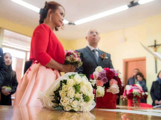 Il matrimonio di Marco e Kate a Sanluri, Cagliari 41