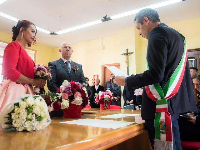 Il matrimonio di Marco e Kate a Sanluri, Cagliari 42