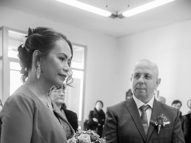 Il matrimonio di Marco e Kate a Sanluri, Cagliari 44