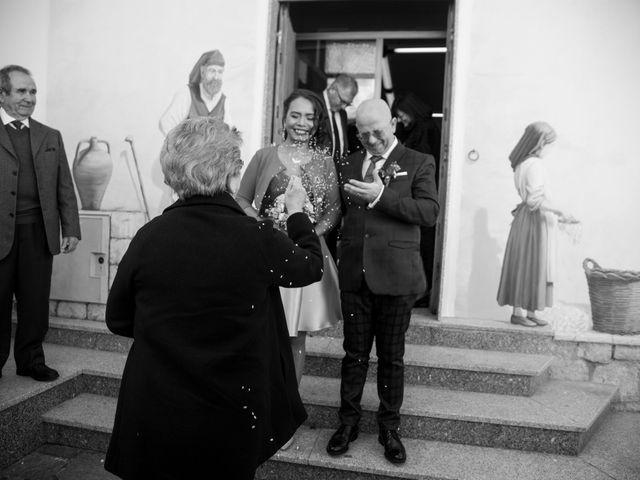 Il matrimonio di Marco e Kate a Sanluri, Cagliari 49