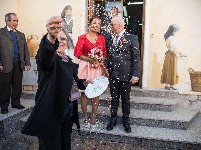 Il matrimonio di Marco e Kate a Sanluri, Cagliari 50