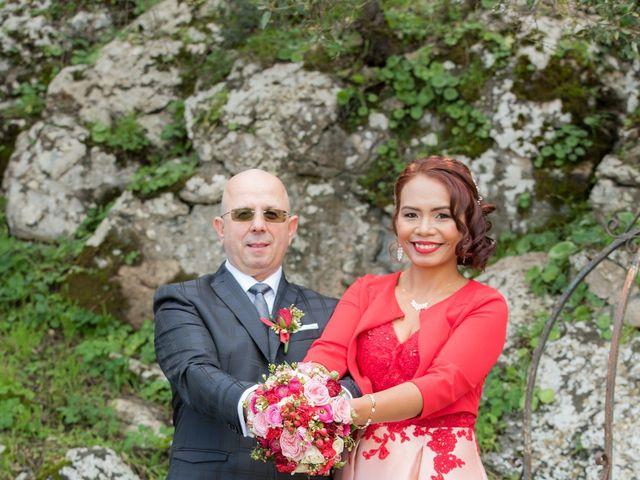 Il matrimonio di Marco e Kate a Sanluri, Cagliari 61