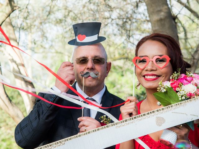 Il matrimonio di Marco e Kate a Sanluri, Cagliari 109
