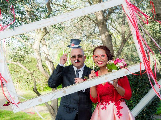 Il matrimonio di Marco e Kate a Sanluri, Cagliari 110