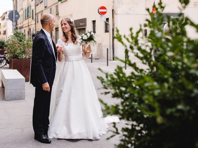 Il matrimonio di Gennaro e Giulia a Montevarchi, Arezzo 17