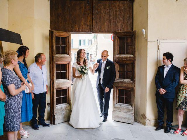 Il matrimonio di Gennaro e Giulia a Montevarchi, Arezzo 18