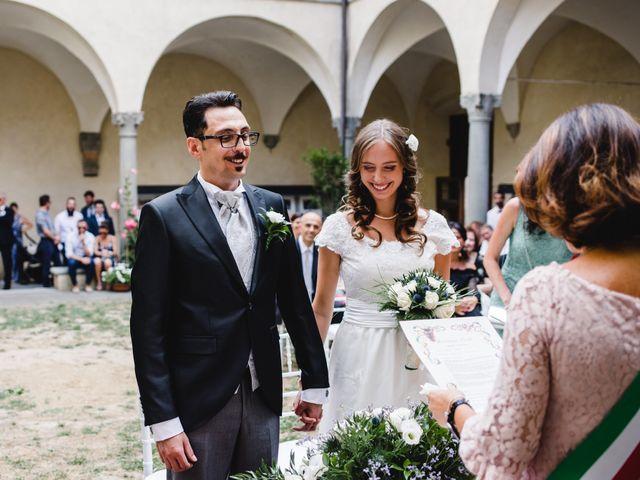 Il matrimonio di Gennaro e Giulia a Montevarchi, Arezzo 19