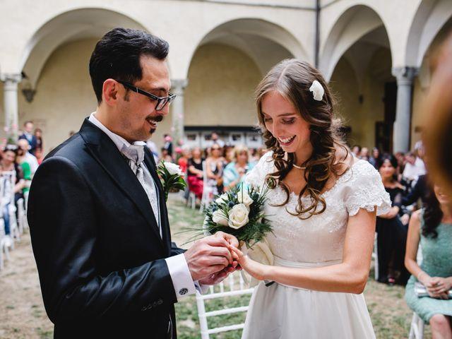Il matrimonio di Gennaro e Giulia a Montevarchi, Arezzo 22
