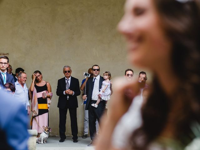 Il matrimonio di Gennaro e Giulia a Montevarchi, Arezzo 24