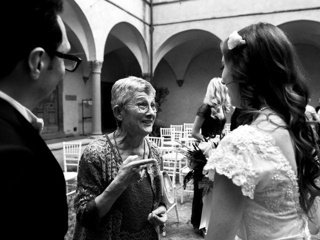 Il matrimonio di Gennaro e Giulia a Montevarchi, Arezzo 25