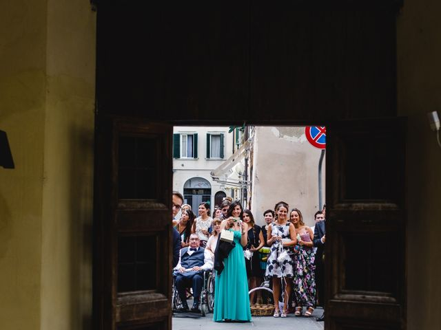 Il matrimonio di Gennaro e Giulia a Montevarchi, Arezzo 26