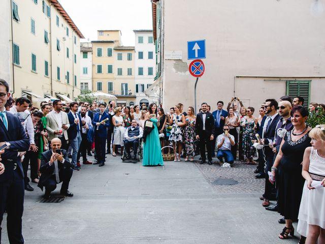 Il matrimonio di Gennaro e Giulia a Montevarchi, Arezzo 27
