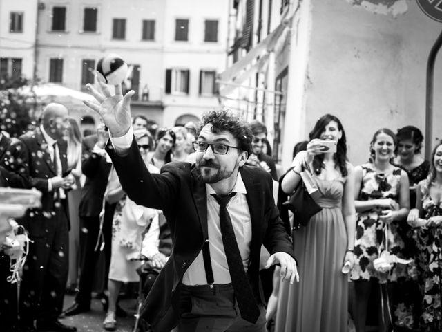 Il matrimonio di Gennaro e Giulia a Montevarchi, Arezzo 29