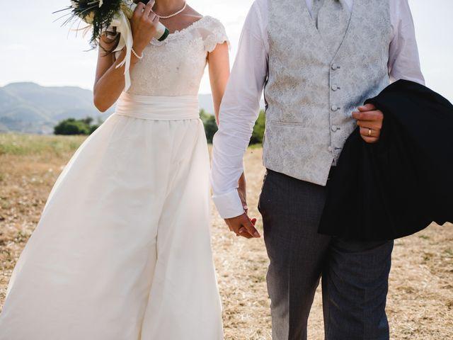 Il matrimonio di Gennaro e Giulia a Montevarchi, Arezzo 40