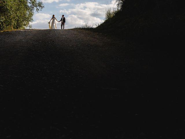 Il matrimonio di Gennaro e Giulia a Montevarchi, Arezzo 41