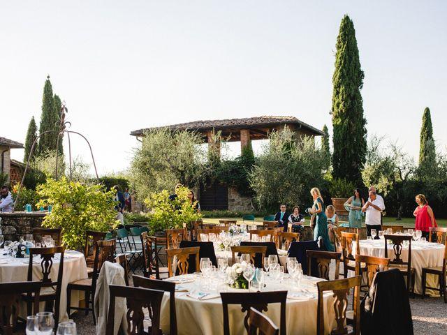 Il matrimonio di Gennaro e Giulia a Montevarchi, Arezzo 45