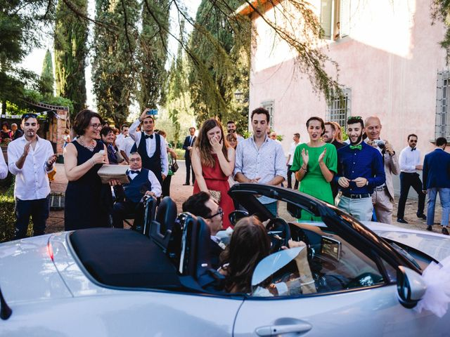 Il matrimonio di Gennaro e Giulia a Montevarchi, Arezzo 46
