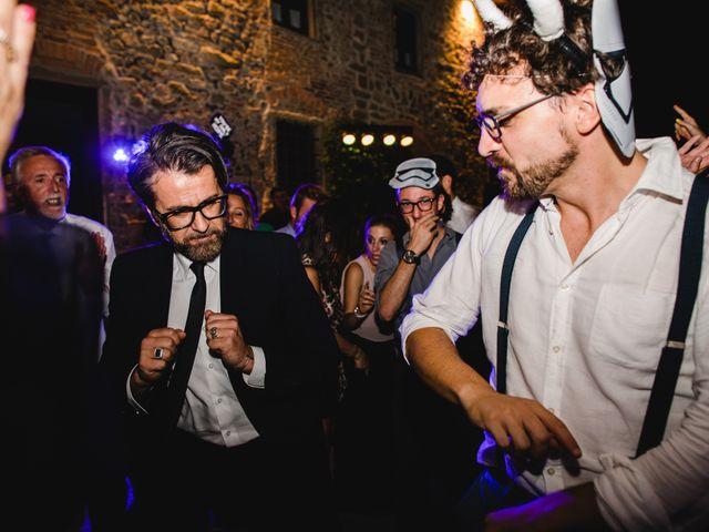 Il matrimonio di Gennaro e Giulia a Montevarchi, Arezzo 52