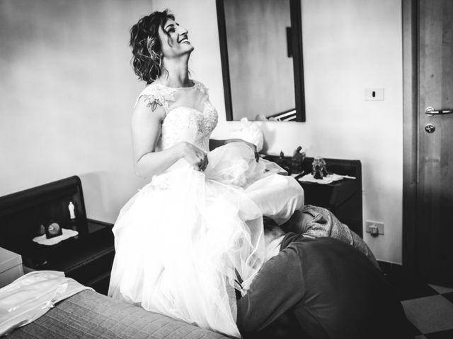 Il matrimonio di Gianluca e Edith a Cocconato, Asti 3