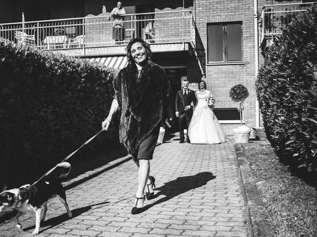 Il matrimonio di Gianluca e Edith a Cocconato, Asti 11