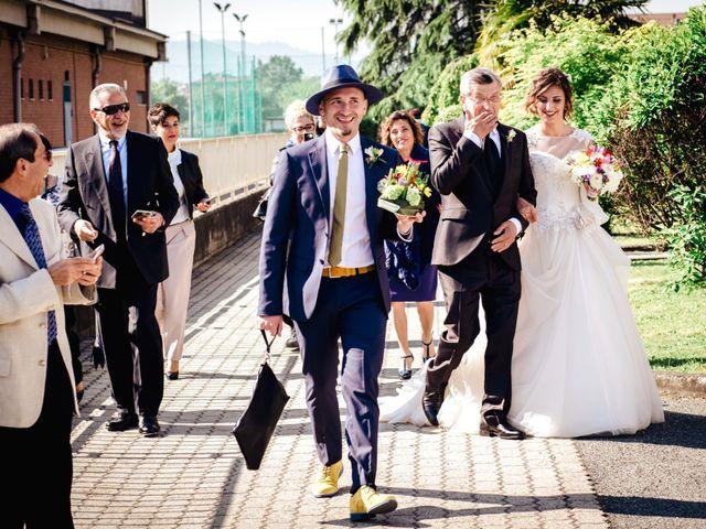 Il matrimonio di Gianluca e Edith a Cocconato, Asti 12