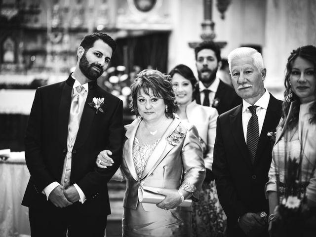Il matrimonio di Gianluca e Edith a Cocconato, Asti 14