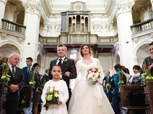 Il matrimonio di Gianluca e Edith a Cocconato, Asti 15
