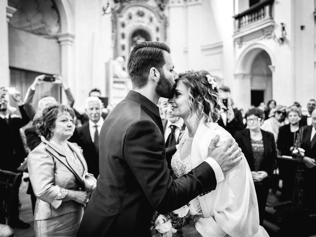 Il matrimonio di Gianluca e Edith a Cocconato, Asti 16