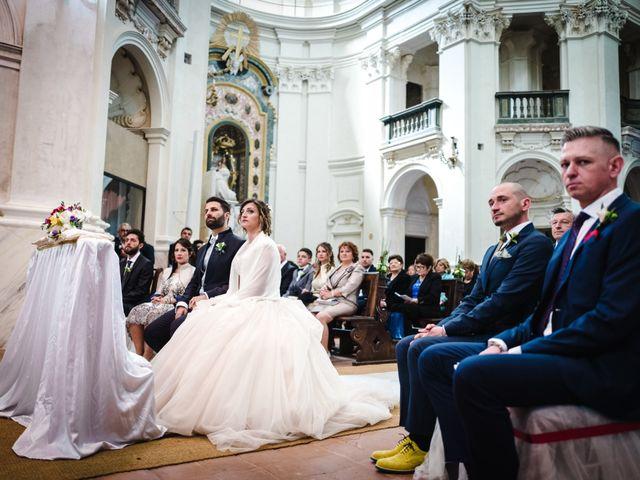 Il matrimonio di Gianluca e Edith a Cocconato, Asti 17
