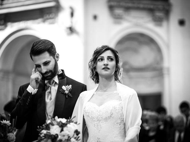 Il matrimonio di Gianluca e Edith a Cocconato, Asti 19