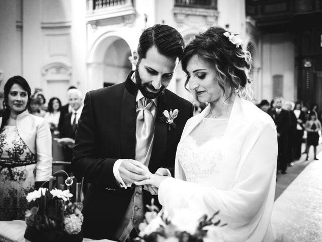 Il matrimonio di Gianluca e Edith a Cocconato, Asti 20
