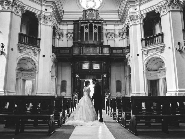 Il matrimonio di Gianluca e Edith a Cocconato, Asti 22