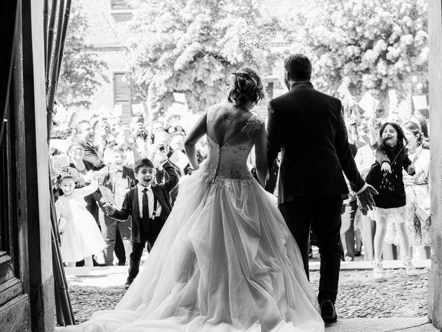 Il matrimonio di Gianluca e Edith a Cocconato, Asti 23