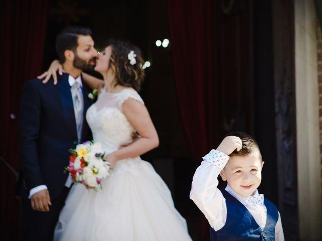 Il matrimonio di Gianluca e Edith a Cocconato, Asti 25