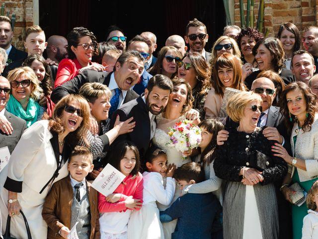 Il matrimonio di Gianluca e Edith a Cocconato, Asti 26