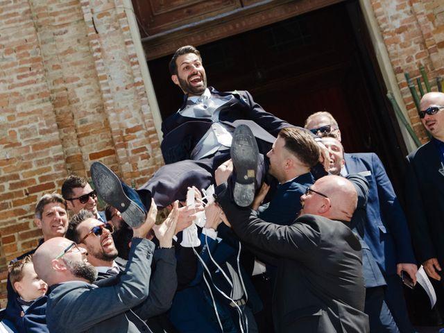 Il matrimonio di Gianluca e Edith a Cocconato, Asti 27