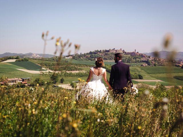 Il matrimonio di Gianluca e Edith a Cocconato, Asti 1