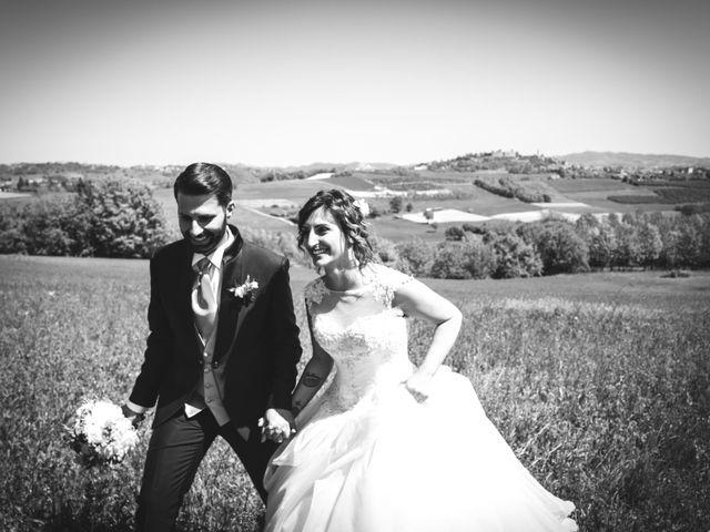 Il matrimonio di Gianluca e Edith a Cocconato, Asti 28