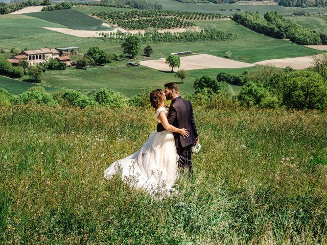 Il matrimonio di Gianluca e Edith a Cocconato, Asti 29