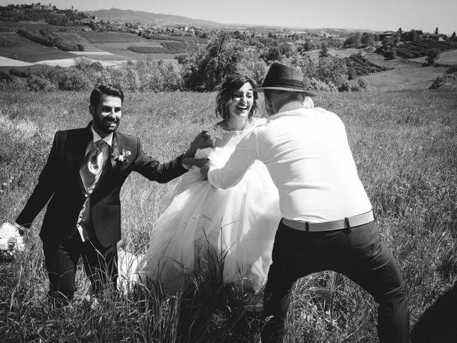 Il matrimonio di Gianluca e Edith a Cocconato, Asti 30