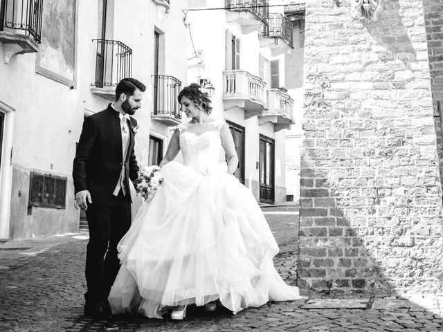 Il matrimonio di Gianluca e Edith a Cocconato, Asti 32