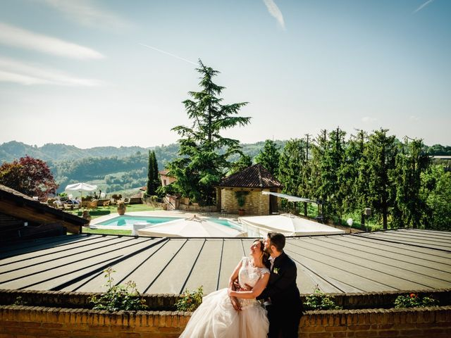Il matrimonio di Gianluca e Edith a Cocconato, Asti 39