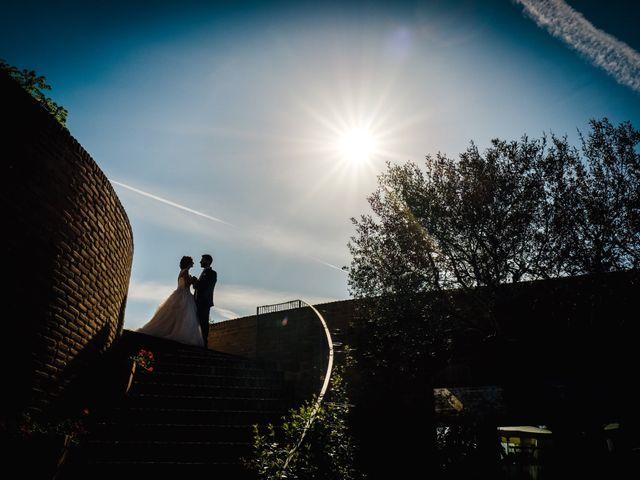 Il matrimonio di Gianluca e Edith a Cocconato, Asti 40