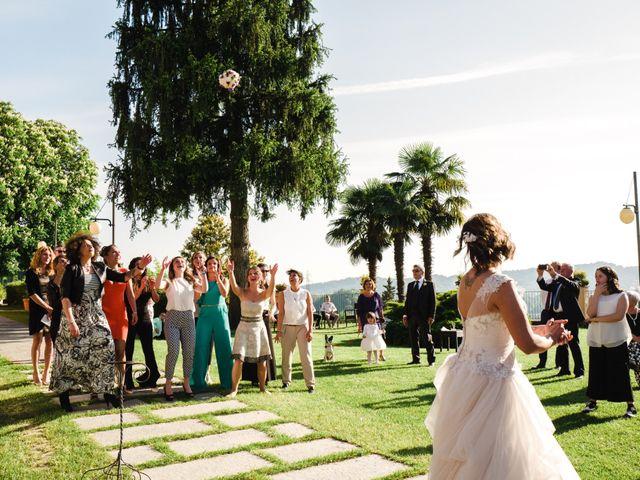 Il matrimonio di Gianluca e Edith a Cocconato, Asti 43