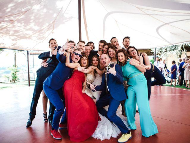 Il matrimonio di Gianluca e Edith a Cocconato, Asti 45